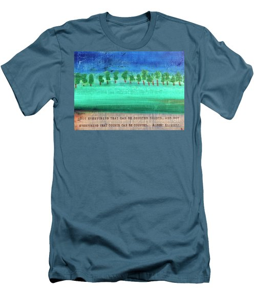 Not Everything Men's T-Shirt (Athletic Fit)