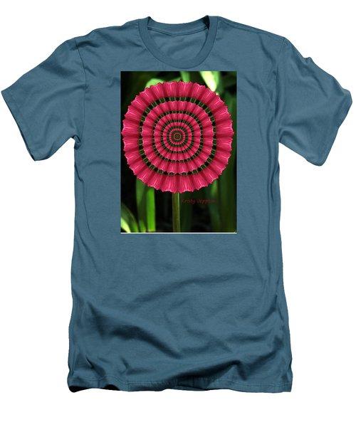 Tulip K2 Men's T-Shirt (Athletic Fit)