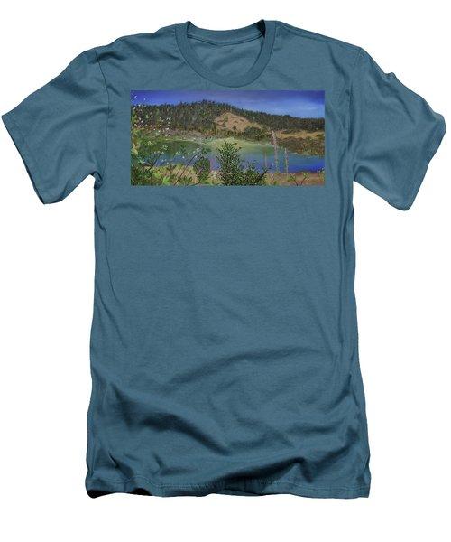 Noyo Serenity Men's T-Shirt (Athletic Fit)