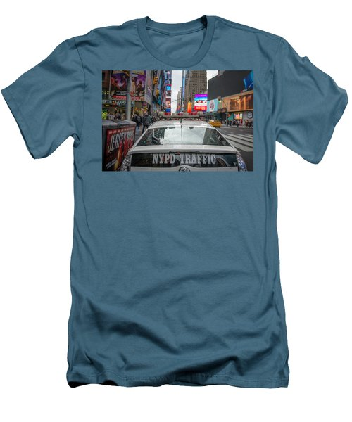 Nypd Men's T-Shirt (Athletic Fit)