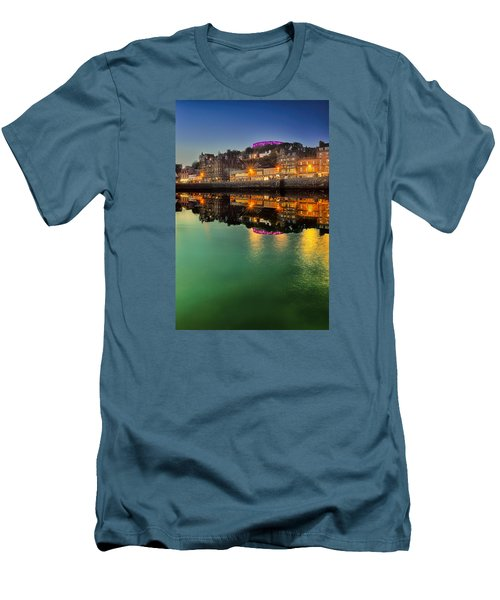 Oban By Night Men's T-Shirt (Slim Fit)