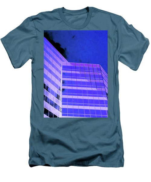 Men's T-Shirt (Slim Fit) featuring the photograph Obscurity In by Jamie Lynn