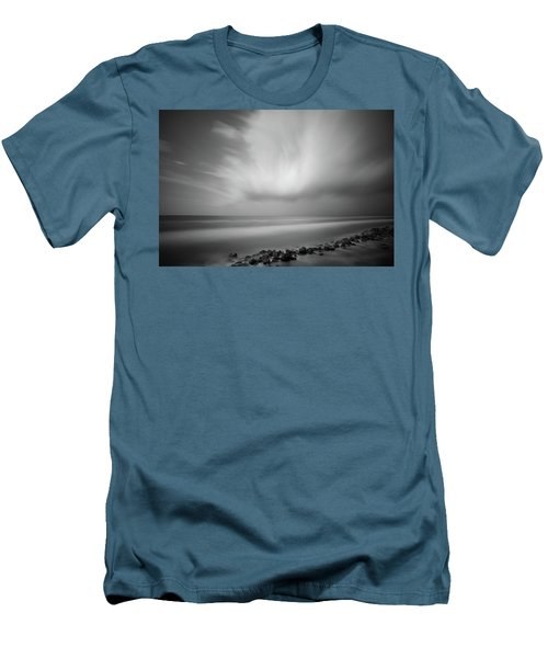 Ocean And Clouds Men's T-Shirt (Athletic Fit)