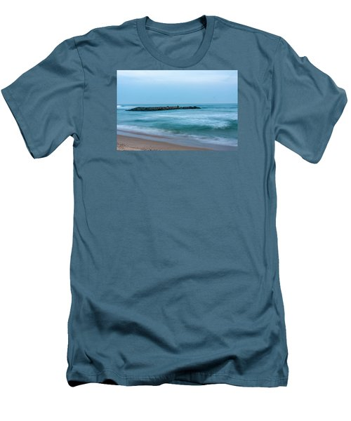 Ocean Flow Men's T-Shirt (Athletic Fit)