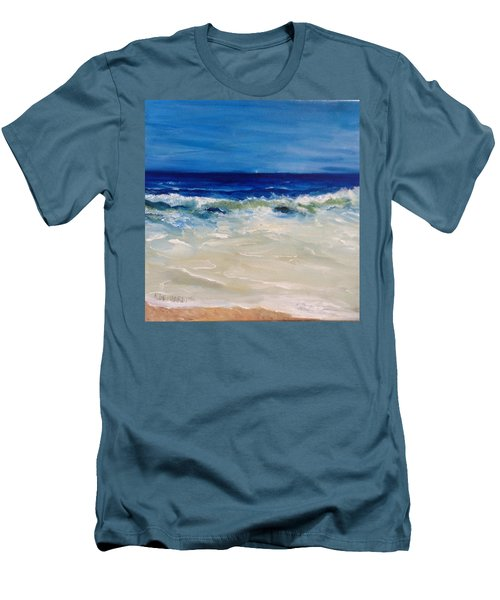 Ocean Roar Men's T-Shirt (Athletic Fit)