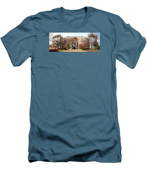 Ohio Stadium Entrance  8955 Men's T-Shirt (Athletic Fit)