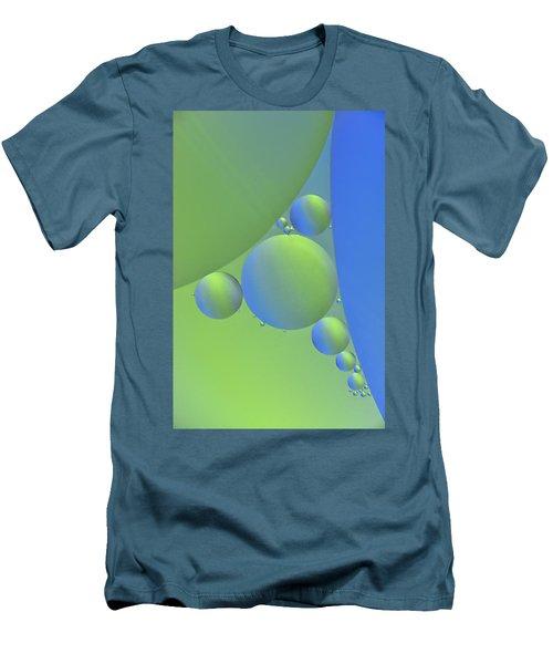 Oil Painting Men's T-Shirt (Athletic Fit)