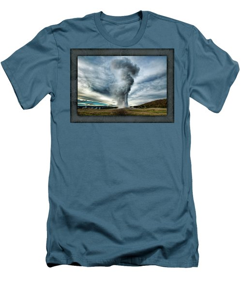 Old Faithful Men's T-Shirt (Athletic Fit)