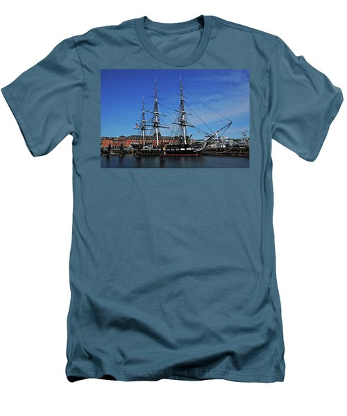 Old Ironsides Men's T-Shirt (Athletic Fit)