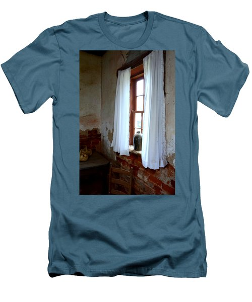 Old Time Window Men's T-Shirt (Athletic Fit)