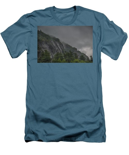 On Higher Ground Men's T-Shirt (Athletic Fit)