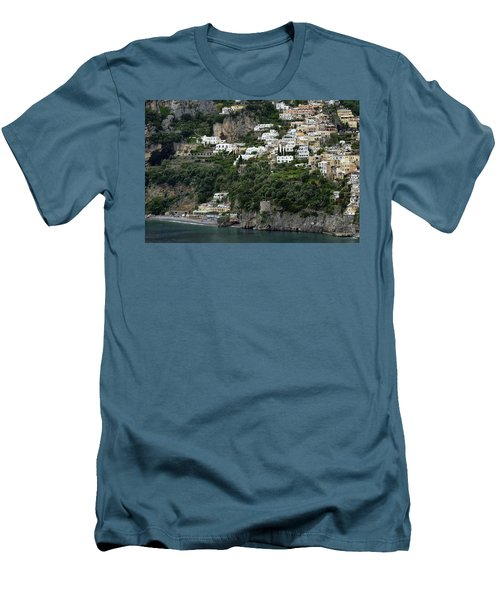 On The Coastal Road Men's T-Shirt (Athletic Fit)