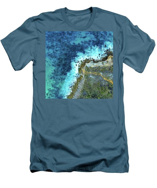 On The Rocks Men's T-Shirt (Athletic Fit)