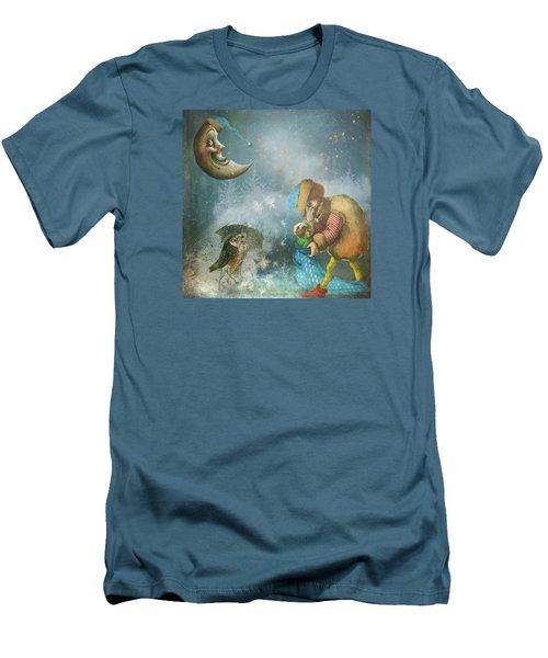One Enchanting Evening Men's T-Shirt (Slim Fit) by Diana Boyd