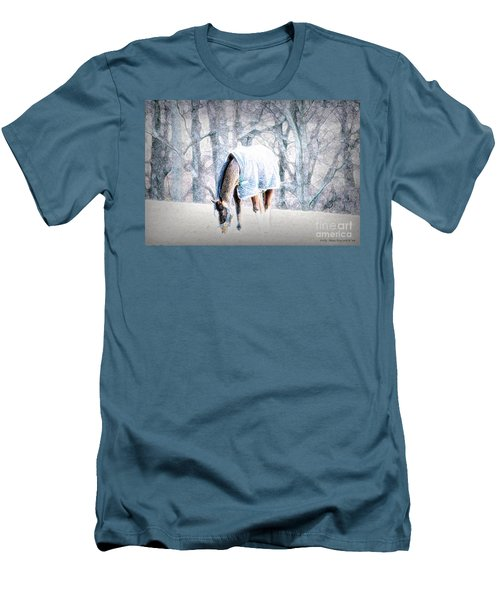 One With The Land In Lancaster County, Pa Men's T-Shirt (Athletic Fit)
