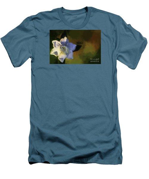 Only One Men's T-Shirt (Slim Fit) by Ken Frischkorn