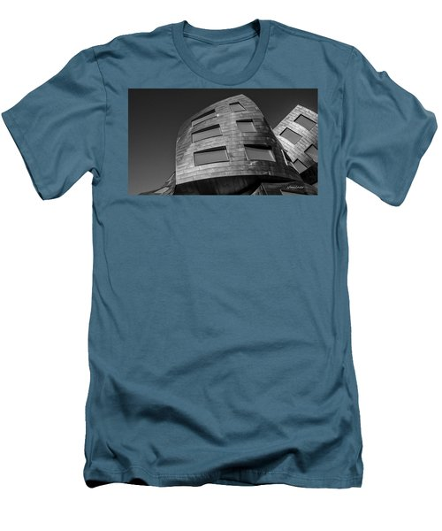 Optical Conculsion Men's T-Shirt (Athletic Fit)