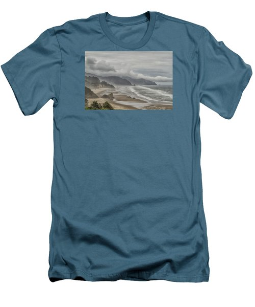 Men's T-Shirt (Slim Fit) featuring the photograph Oregon Dream by Tom Kelly
