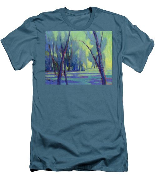 Our Secret Place 7 Men's T-Shirt (Athletic Fit)