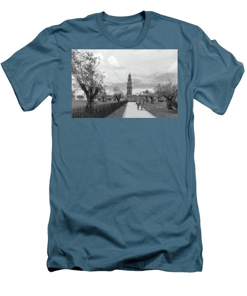 Out For A Walk Men's T-Shirt (Athletic Fit)