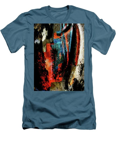 Out Of The Wreckage Men's T-Shirt (Slim Fit) by Stephanie Grant