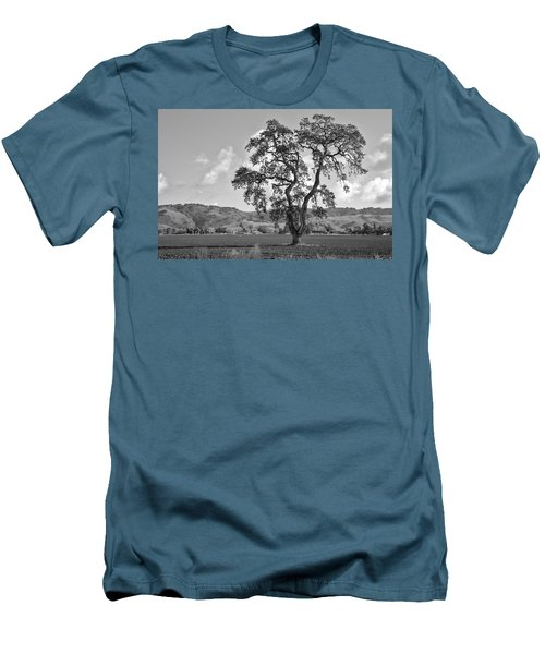 Pacheco Pass Men's T-Shirt (Slim Fit) by Sonny Marcyan