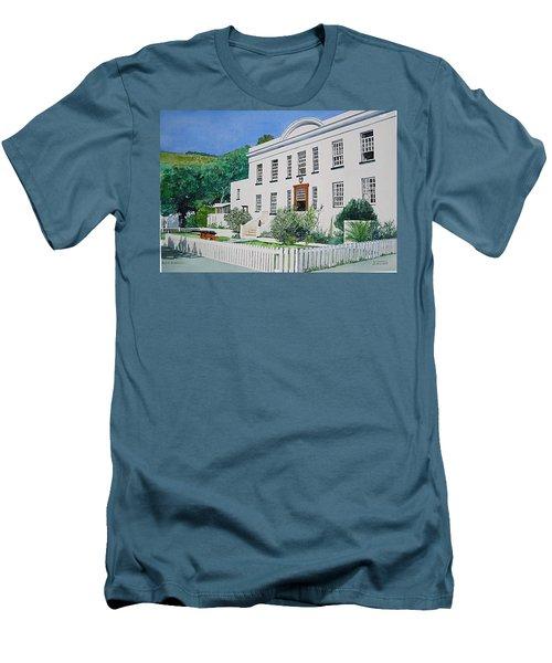 Palace Barracks Men's T-Shirt (Athletic Fit)