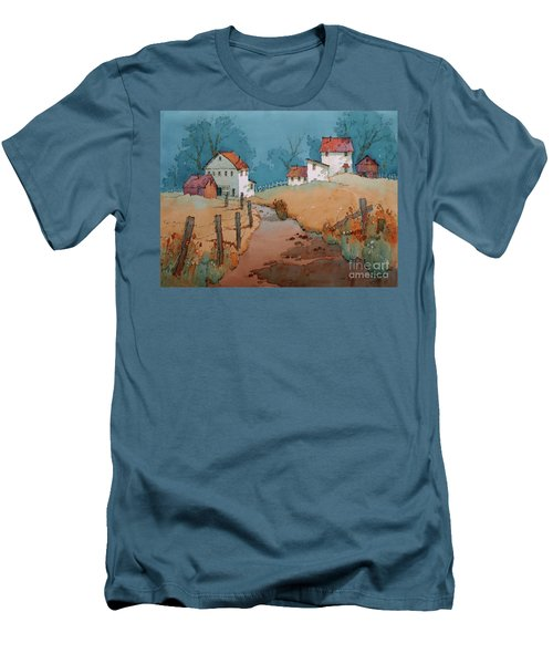 Past Perfect Men's T-Shirt (Athletic Fit)