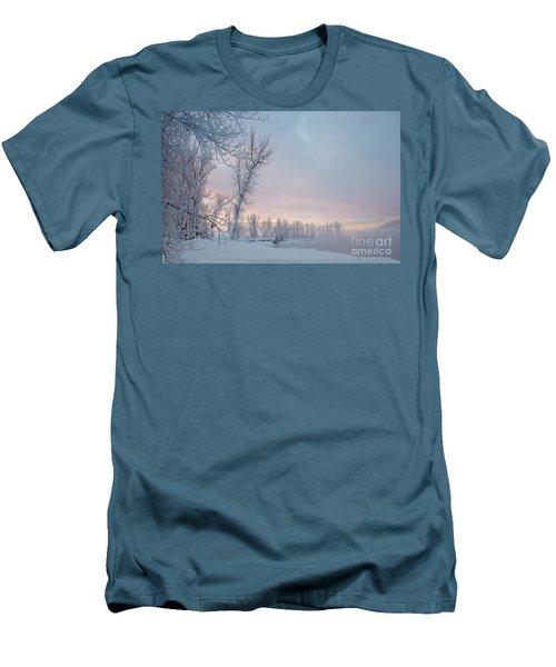 Pastel Dawn Men's T-Shirt (Athletic Fit)