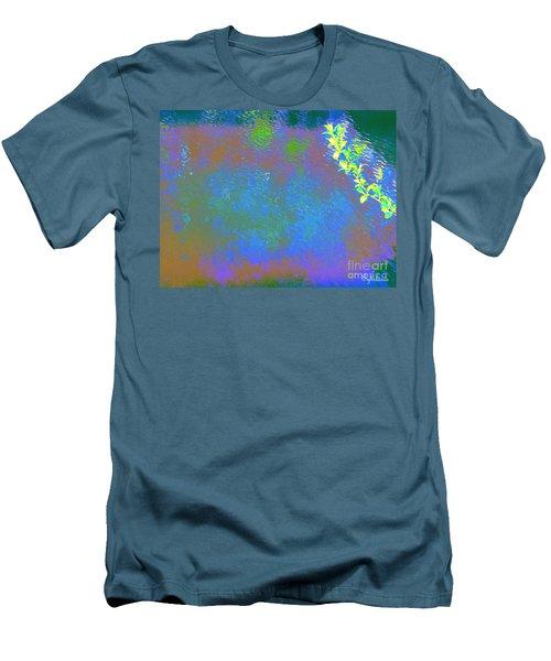Patient Earth Men's T-Shirt (Athletic Fit)