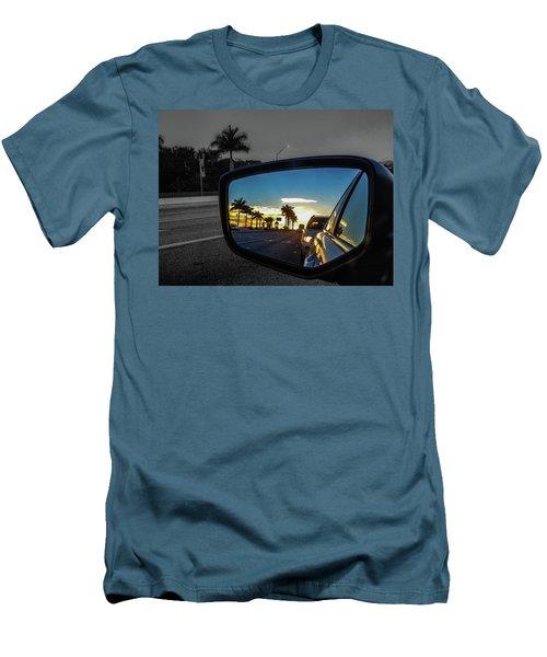 Pb Drive Men's T-Shirt (Slim Fit) by Josy Cue