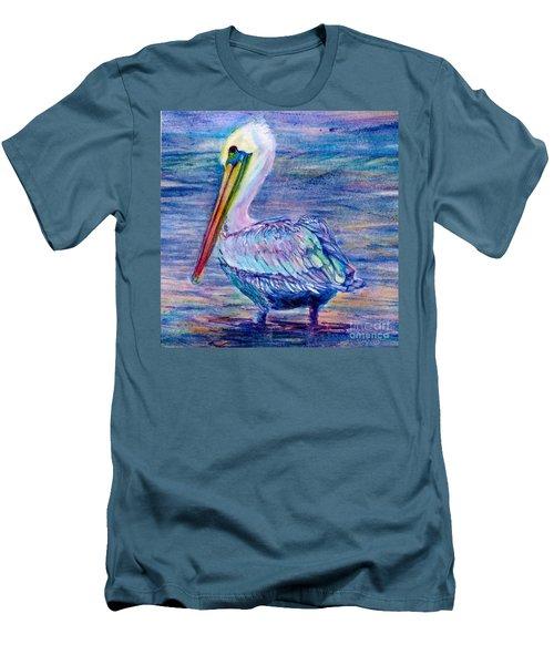 Pelican Gaze Men's T-Shirt (Athletic Fit)
