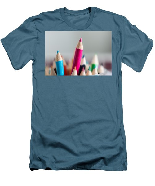 Pencils 4 Men's T-Shirt (Athletic Fit)