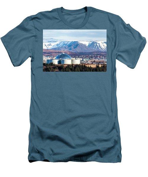 Perlan Men's T-Shirt (Athletic Fit)