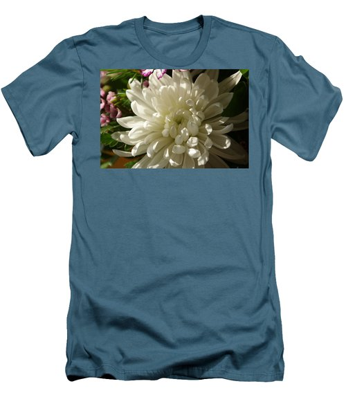 Petals Profusion Men's T-Shirt (Athletic Fit)
