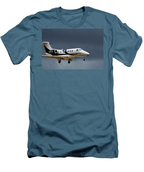 Phenom 300 Men's T-Shirt (Slim Fit) by James David Phenicie