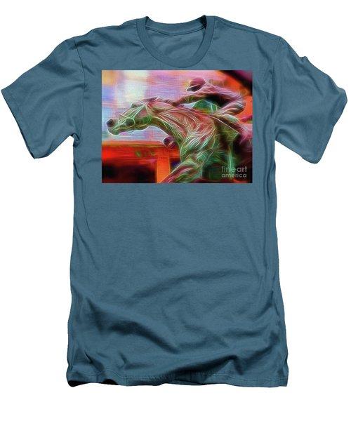 Photo Finish Men's T-Shirt (Athletic Fit)