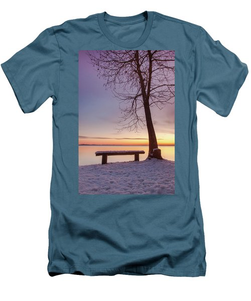 Place For Two Men's T-Shirt (Athletic Fit)