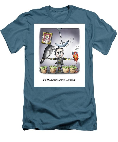 Poeformance Artist Men's T-Shirt (Athletic Fit)