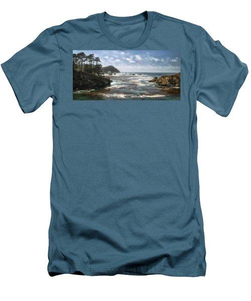 Point Lobos Men's T-Shirt (Athletic Fit)