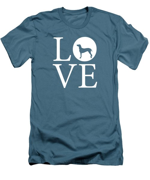 Pointer Love Men's T-Shirt (Athletic Fit)