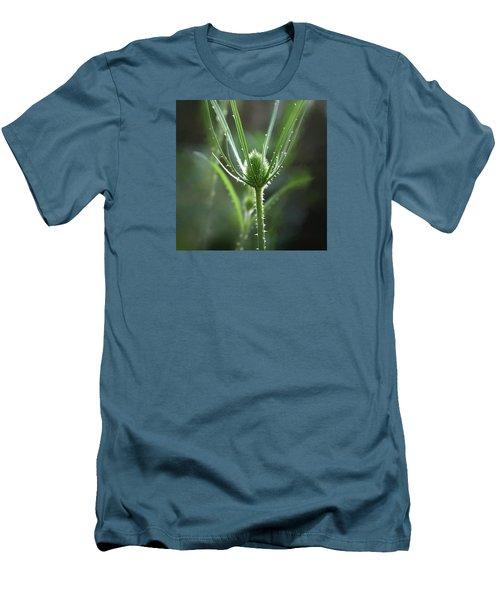 Points Of Light -  Men's T-Shirt (Athletic Fit)