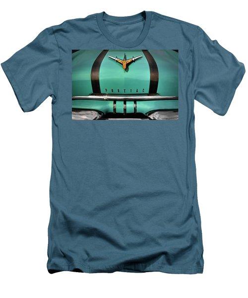 Pontiac One Men's T-Shirt (Slim Fit) by Jerry Golab