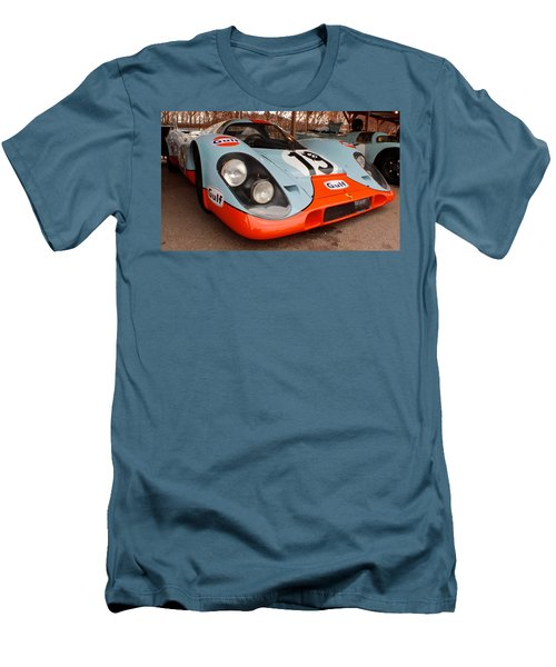Porsche 917 Men's T-Shirt (Athletic Fit)