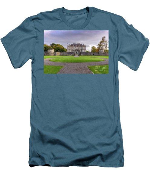 Portumna House  Men's T-Shirt (Slim Fit) by Juergen Klust