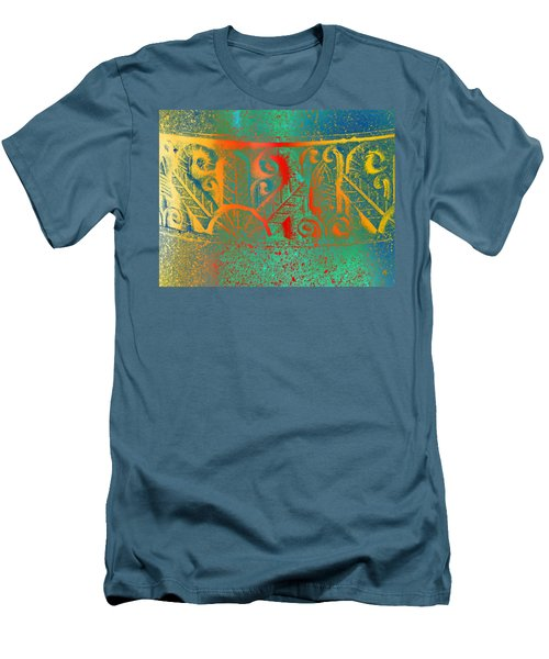 Pottery On The Street Men's T-Shirt (Slim Fit)