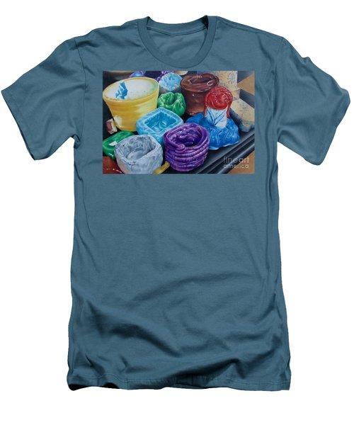 Pottery Princess Men's T-Shirt (Slim Fit)