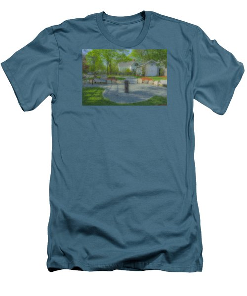 Povoas Park Men's T-Shirt (Athletic Fit)