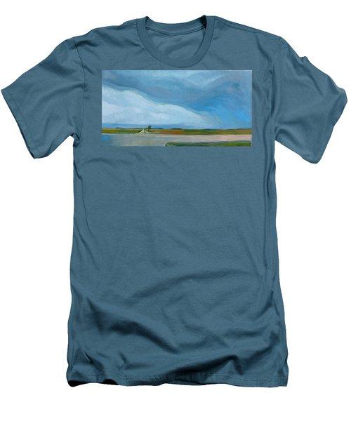Prairie Weather Men's T-Shirt (Athletic Fit)