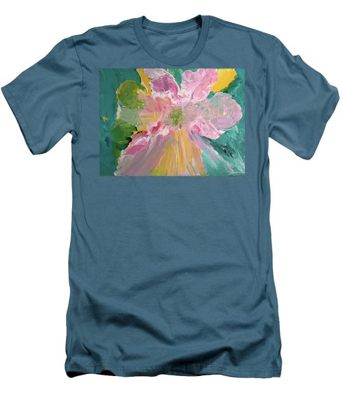 Pretty In Pastels Men's T-Shirt (Athletic Fit)